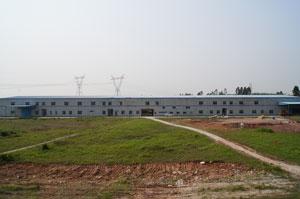 12BET注册纺织集团分厂车间
